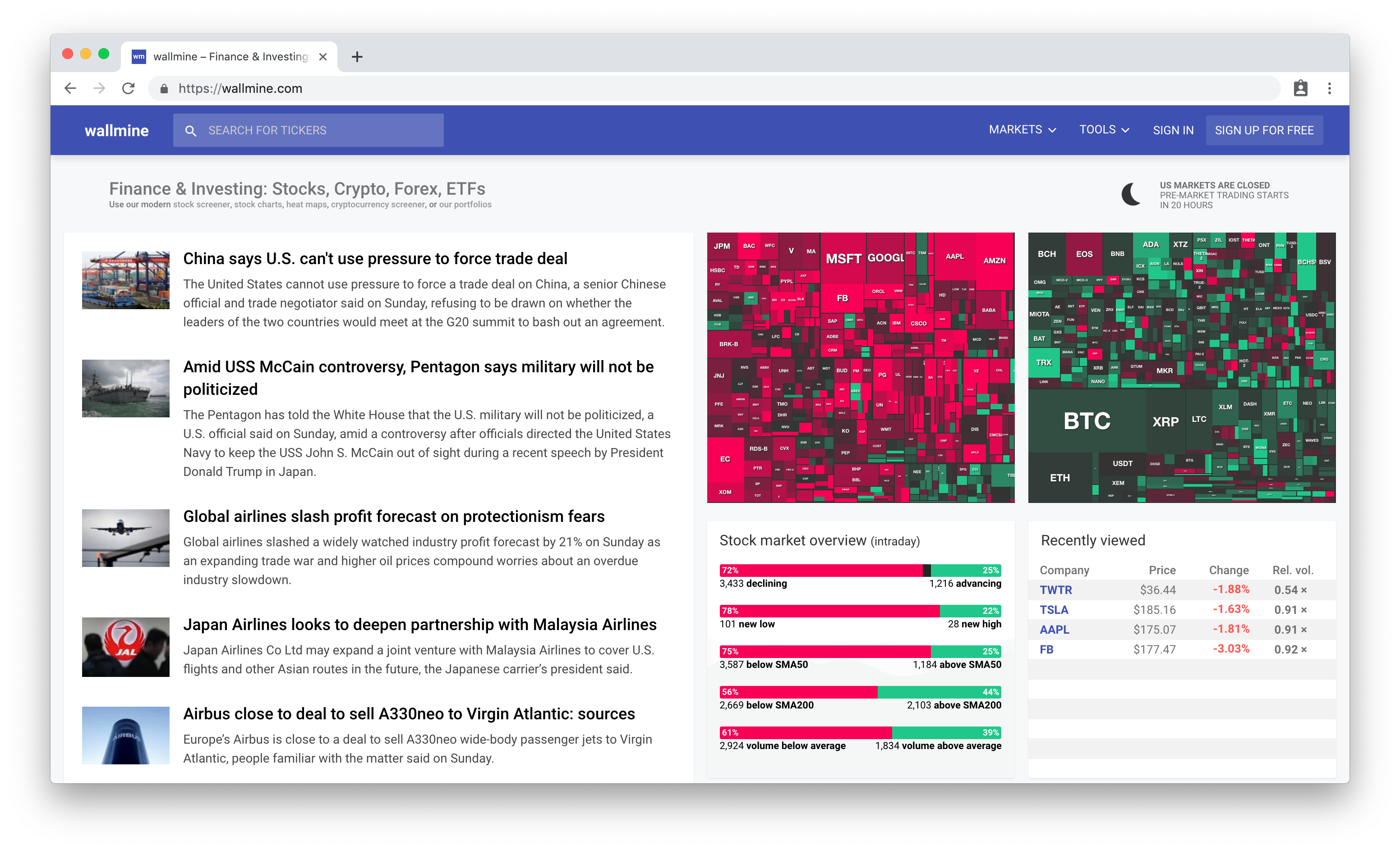 Yahoo Finance alternative | wallmine on intel maps russia, youtube russia, google maps russia, bing maps russia, sightseeing russia,