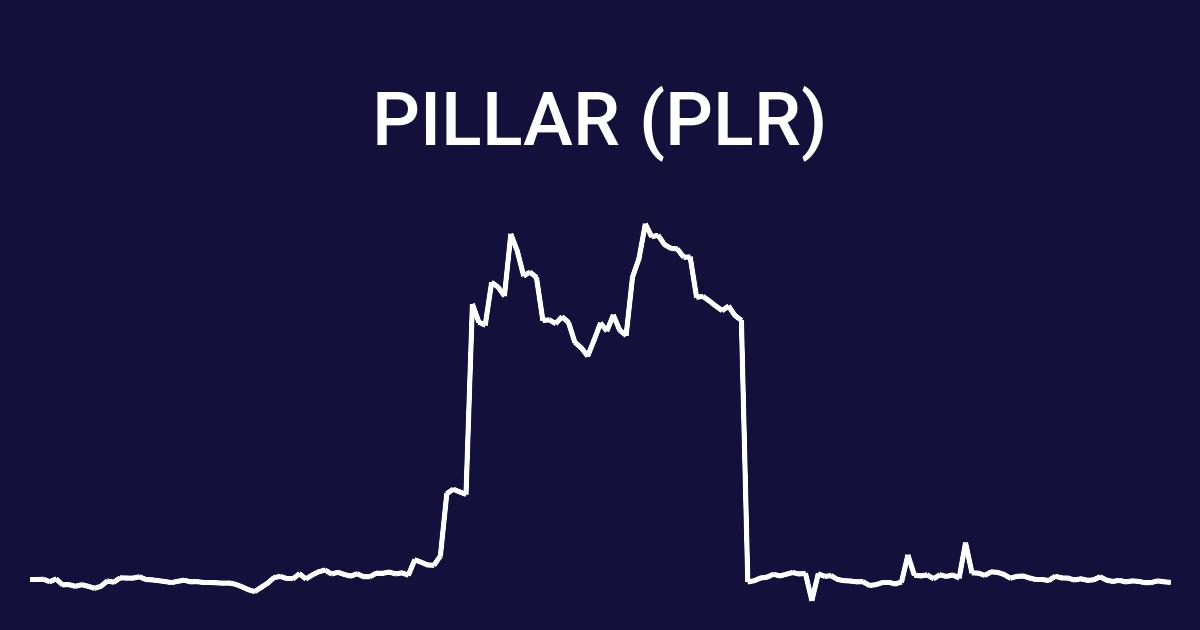 Pillar price crypto